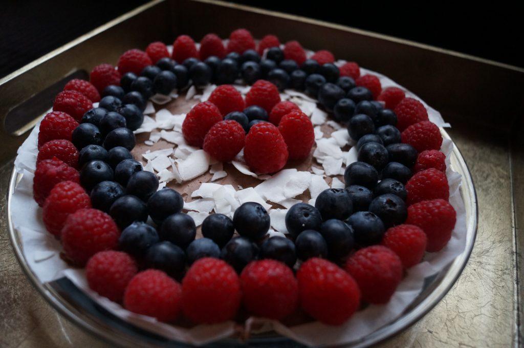 Decadent Chocolate Torte (Vegan/Raw/Gluten-free)