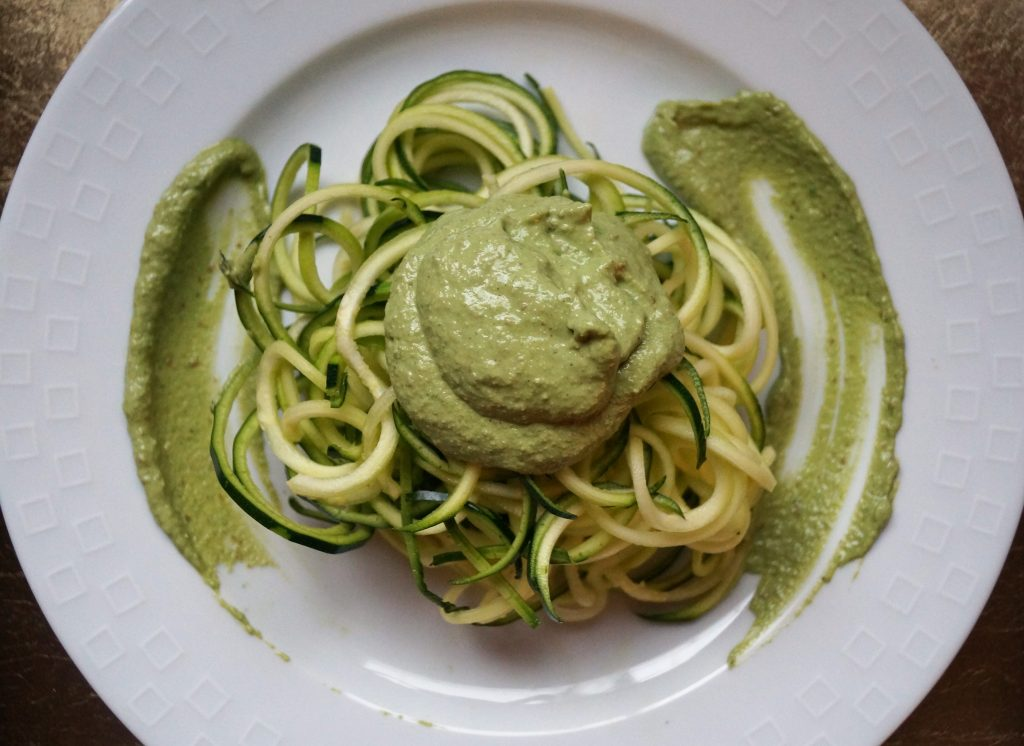 Vegan Cilantro Pesto