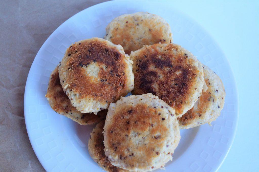 Paleo Tuna Cakes