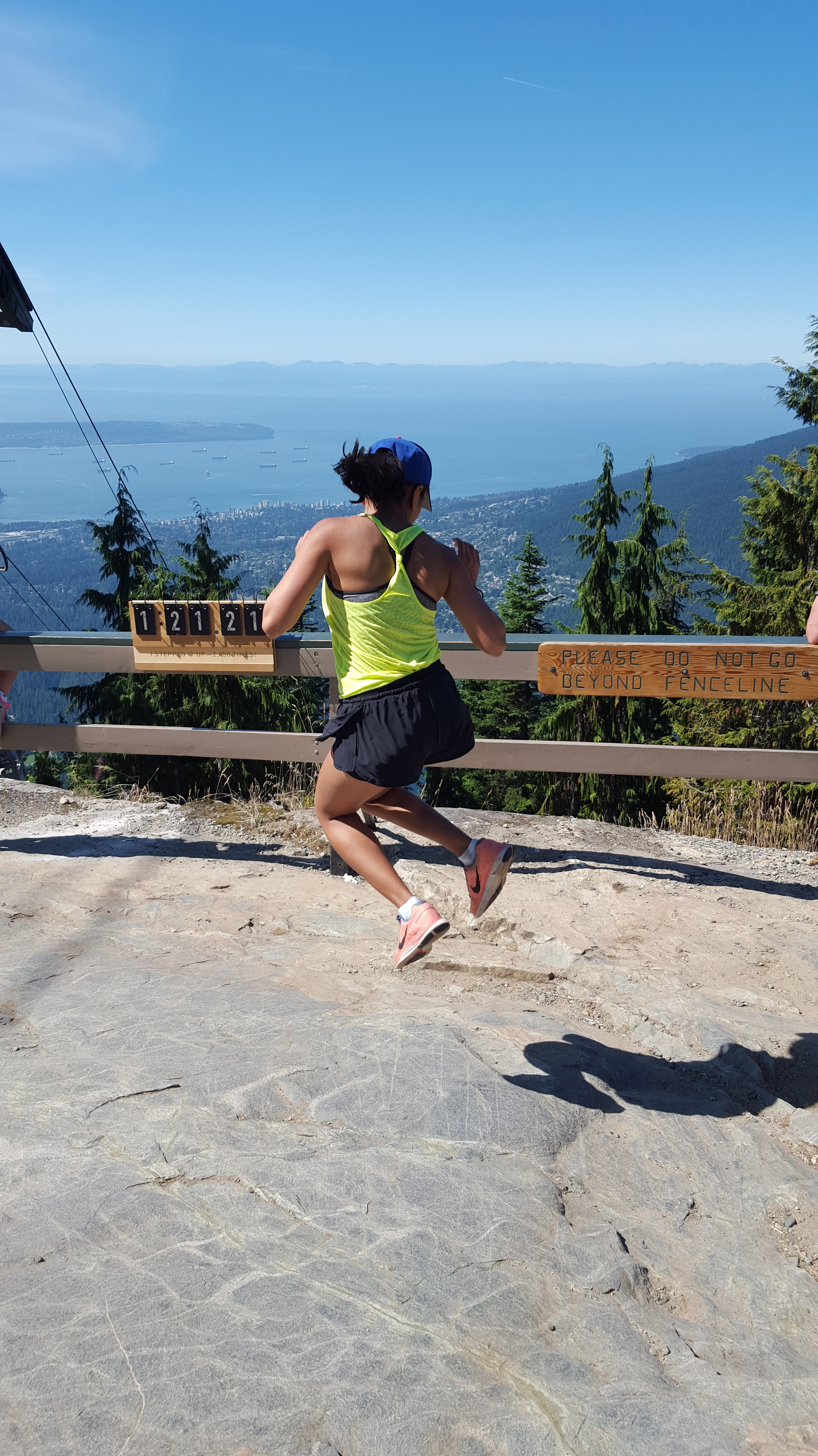 Grouse Mountain - Grouse Grind