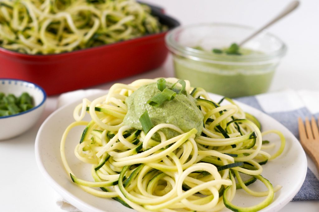 Simple Vegan Pesto in 5 Minutes!