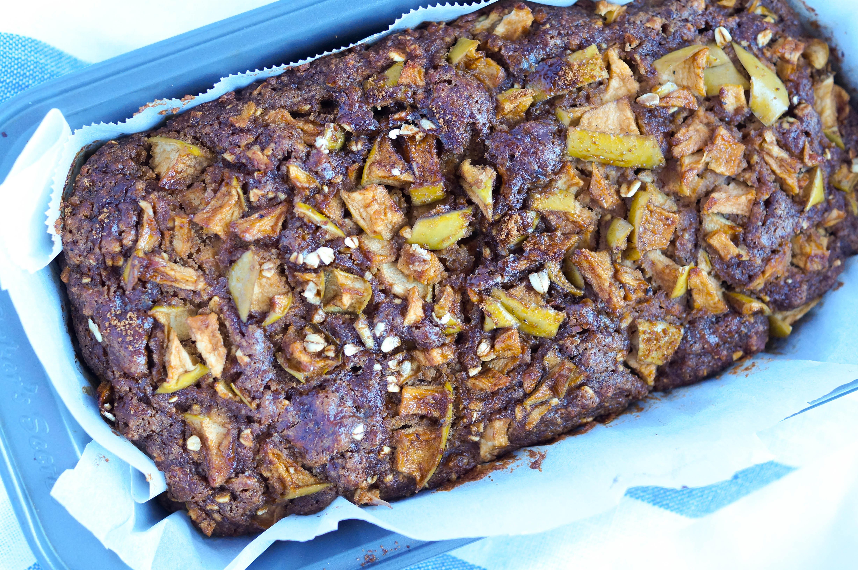 Apple Cinnamon Breakfast Bread
